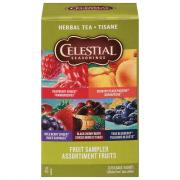 Celestial Seasonings Fruit Tea Sampler Tea Bags
