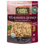 Nature's Earthly Choice Organic Red & White Quinoa