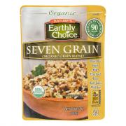 Nature's Earthly Choice Organic Seven Grain Blend Rice