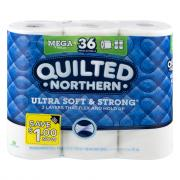 Quilted Northern Ultra Soft & Strong With Clean Stretch