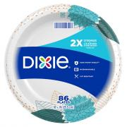 Dixie Everyday 10 1/6 Inch Plates