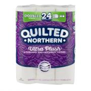 Quilted Northern Ultra Plush Double Roll Bath Tissue