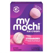 My/Mo Ripe Strawberry Mochi Ice Cream