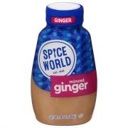 Squeeze Ginger