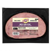 Hatfield Maple Ham Steaks