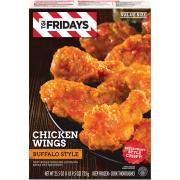 TGI Fridays Value Size Chicken Wings Buffalo Style Sauce