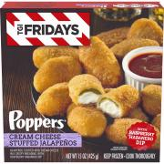 TGI Fridays Cream Cheese Jalapeno Poppers