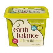 Earth Balance Soy Free Olive Oil Butter Spread