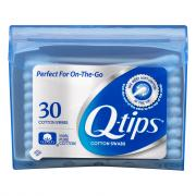 Q-tips Travel Pack Cotton Swabs