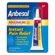 Anbesol Maximum Strength Gel
