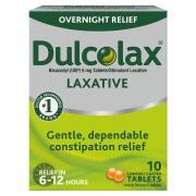 Dulcolax Stimulant Tabs