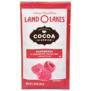 Land O Lakes Classic Chocolate Raspberry Hot Cocoa Mix