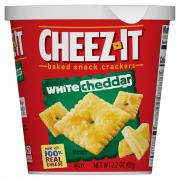 Cheez-It White Cheddar Cup