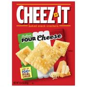 Cheez-It Italian Four Cheese Crackers