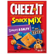 Cheez-It Snack Mix Sweet & Salty with Milk Chocolate M&Ms