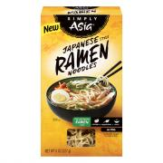 Japanese Style Ramen Noodles