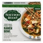 Saffron Road Vegetable Tan Tan Ramen Bowl with Tofu
