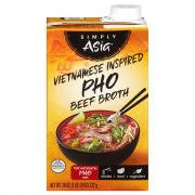 Simply Asia Vietnamese Inspired PHO Beef Broth