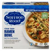 Saffron Road Tan Tan Ramen Bowl with Chicken