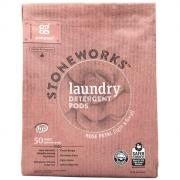Stoneworks Laundry Detergent Pods Rose Petal