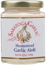 Homestead Garlic Aioli