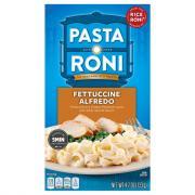 Pasta Roni Fettuccini Alfredo