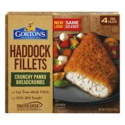 Gorton's Haddock Fish Fillets