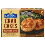 Gorton's Crab Cakes Maryland Style
