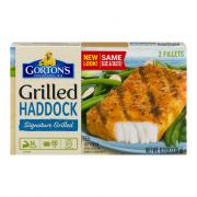 Gorton's Grilled Haddock