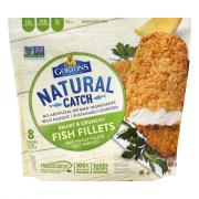 Gorton's Smart & Crunchy Breaded Fish Fillets