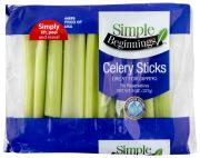 Simple Beginnings Celery Sticks