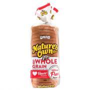 Nature's Own Sugar Free Whole Grain Wheat Bread