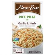 Near East Garlic & Herb Pilaf