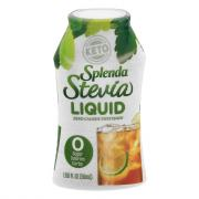 Splenda Zero Liquid Stevia Sweetener