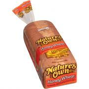 Nature's Own Honey Wheat Bread