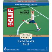 Clif Chocolate Chip Bars