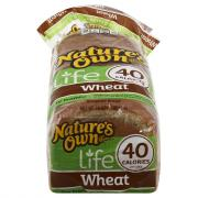 Nature's Own Light Wheat Bread