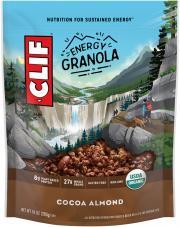 Clif Organic Energy Granola Cocoa Almond