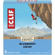 Clif Blueberry Crisp Energy Bars