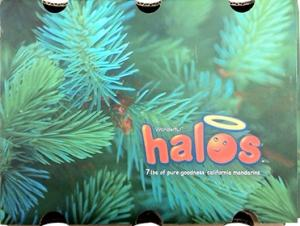Wonderful Halos Mandarin Oranges Holiday Box