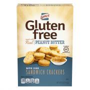 Lance Gluten Free Peanut Butter Sandwich Crackers