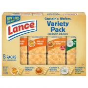 Lance Captain's Wafers Variety Pack