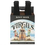 Virgil's Natural Brew Root Beer