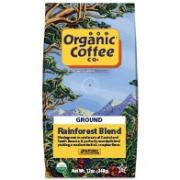 Organic Coffee Company Organic Ground Rainforest Blend