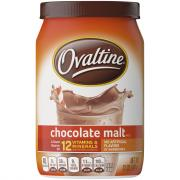 Ovaltine Chocolate Malt Mix