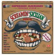 Screamin' Sicilian Supremus Maximus Supreme Pizza