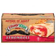 Screamin' Sicilian Pizza Co. Mother of Meat Stromboli