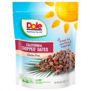 Dole Chopped Dates