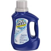 Oxi Clean Liquid Laundry Detergent Free & Clear