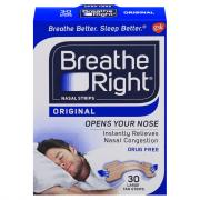 Breathe Right Large Nasal Strips